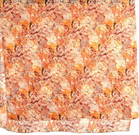 Animal Legend Wrap Orange