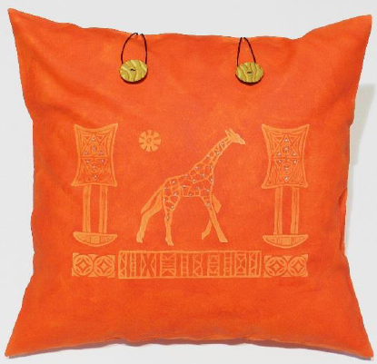 Giraffe Orange