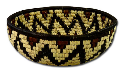 Woven Open Bowl Small