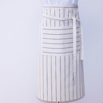 CREAM-TICKING-HALF-APRON-75CM-300x300