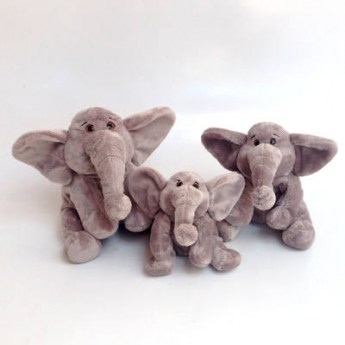 Elephant Cute Medium