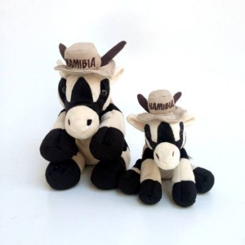 Gemsbok Cute with hat