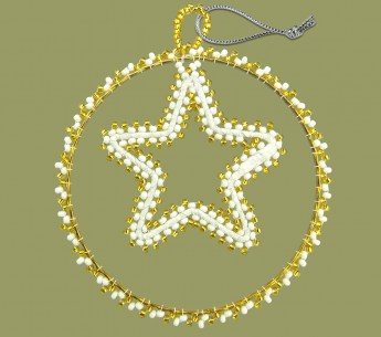 african-beaded-christmas-circle-star-gold-white6