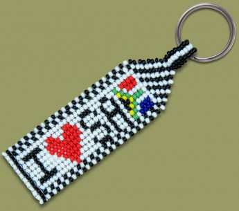 i-love-sa-beaded-keyring7